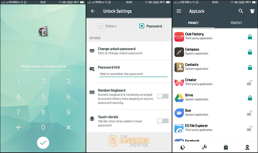 How to Protect your Android Phone Applications using Password – App Lock