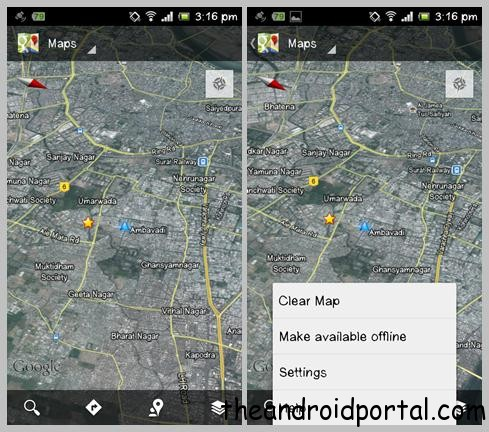 How To Use Offline GPS Map Navigation On Android