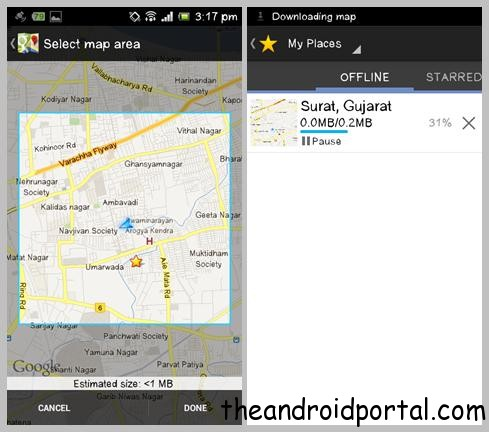 Offline GPS Map Navigation for Android on google maps android icon, city maps 2go android, google sync android, google docs offline android, google chrome search,