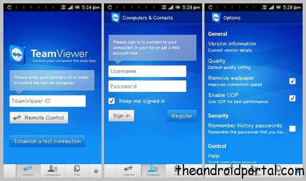 TeamViewer - Free Remote Control, Remote Access for Android