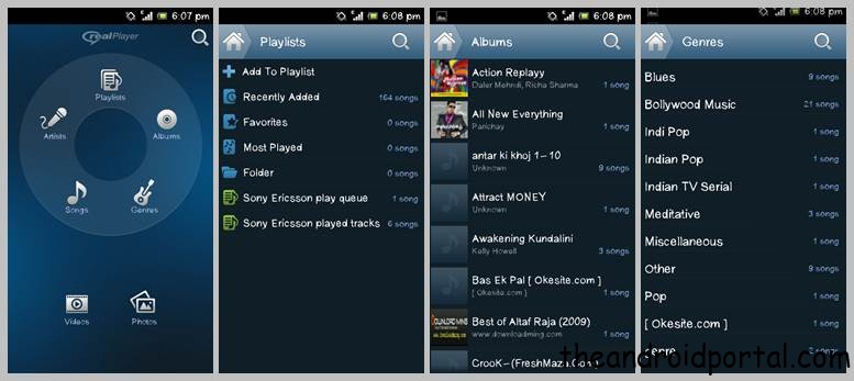 RealPlayer – All-in-One Media Player for Android