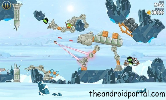 angry star wars Top 5 Free Games For Android Smartphones 2013