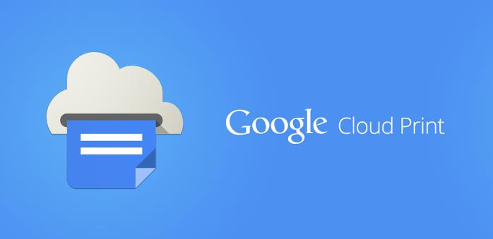 Google Cloud Print Android Apps