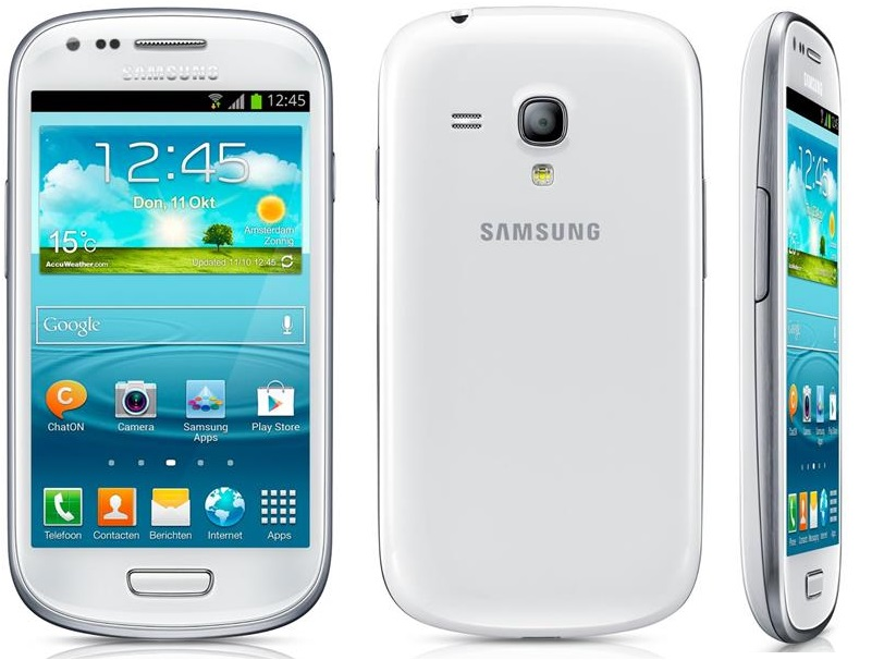 Samsung I8190 Galaxy S III Mini Android Smartphone Review