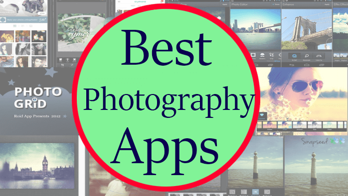 Best Photography Apps for Android 1