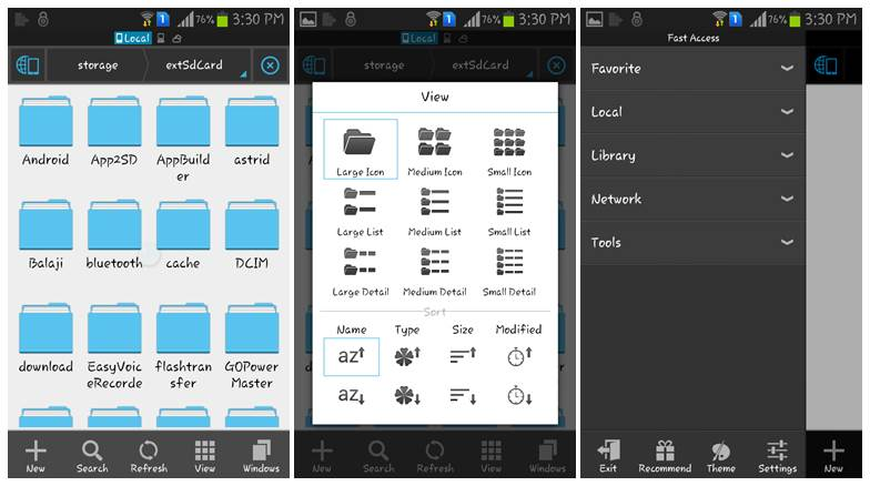 ES File Explorer File Manager – Best File Manager For Android
