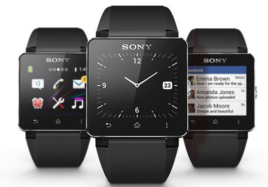 Sony Smartwatch 2 SW2 for Android Smartphones