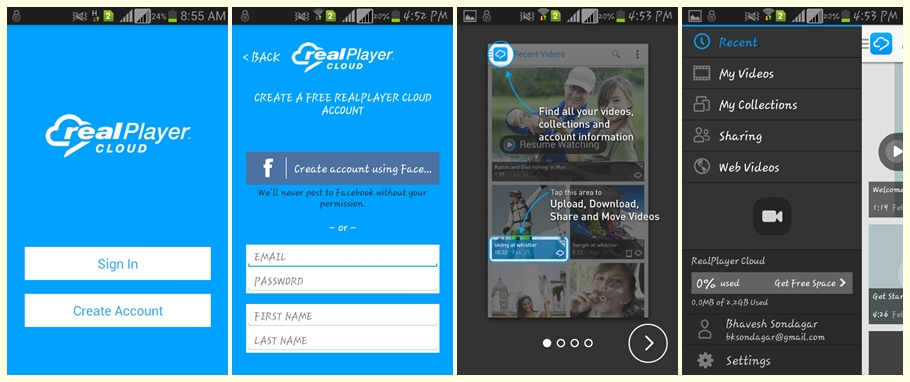 Move, Watch, Share Videos with New RealPlayer Cloud