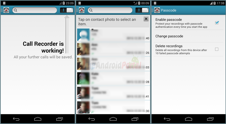 Call Recorder For Android Smartphones