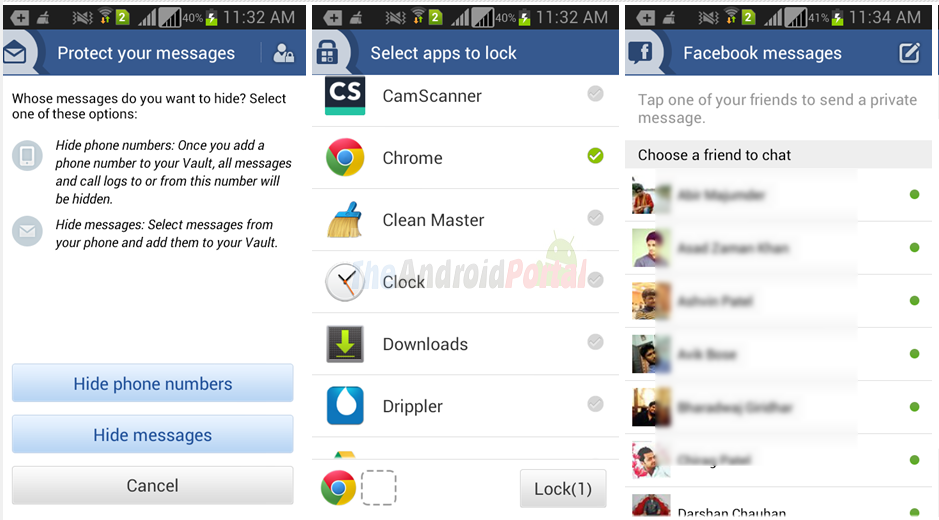 Vault App How To Hide Pictures And Videos On Android