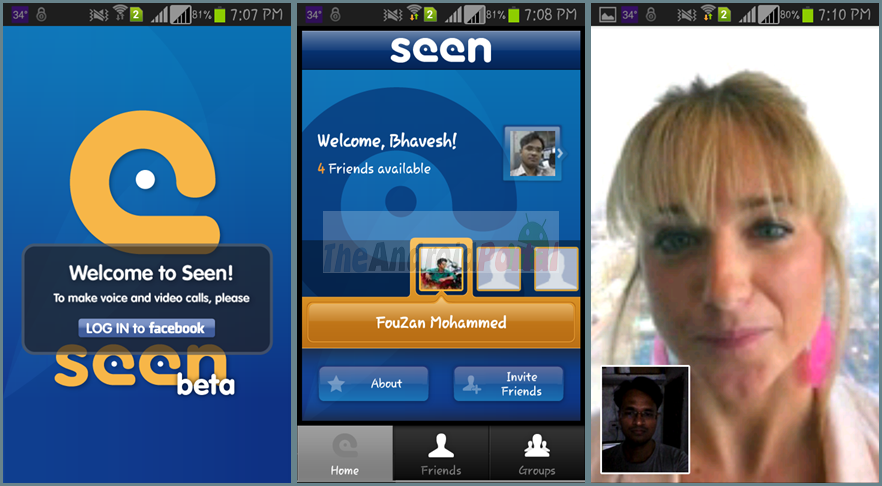 The Best Video Chat Application for Android