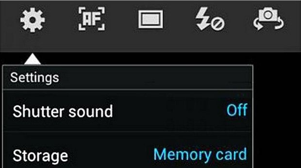 Turn Off Shutter Sound S4