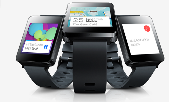 LG G Watch from Google Play Store