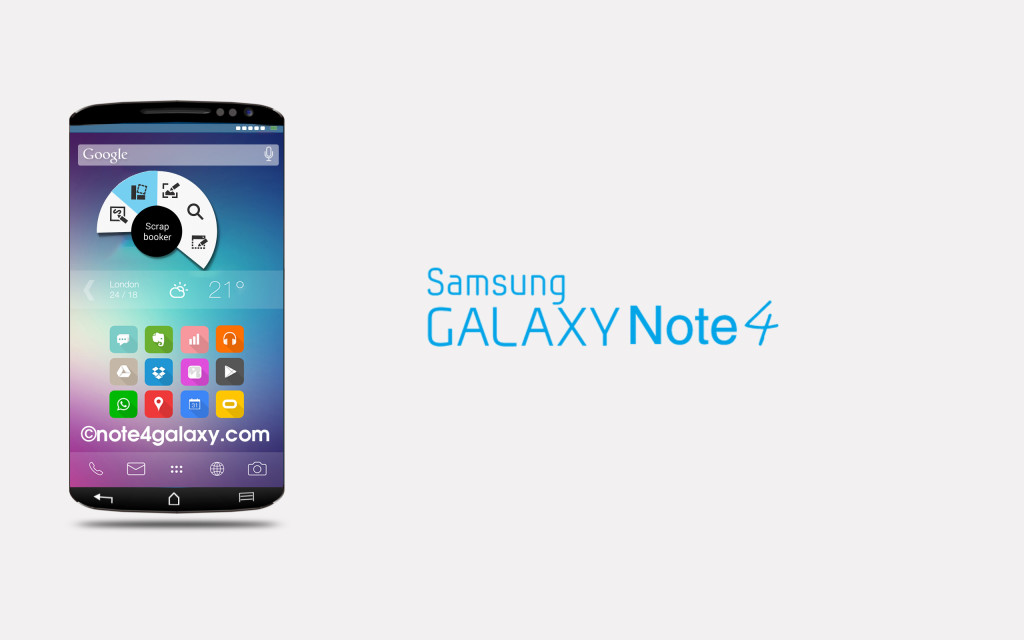Samsung Galaxy Note 4 Release Date, Price, Specs , Features
