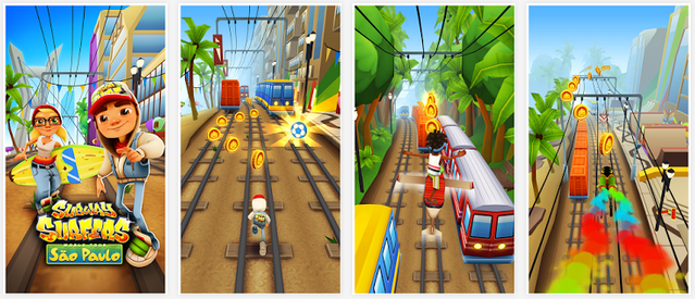 Subway Surfers - Android Gams on Google Play Store