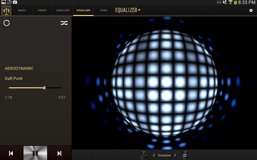 Download Equalizer + mp3 Player Volume   (Free) for ...