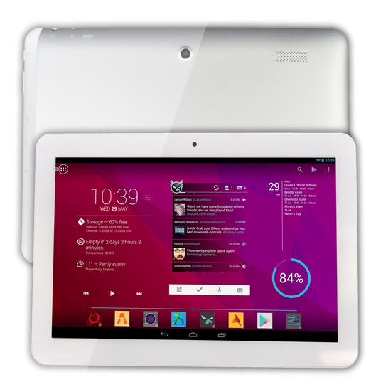 Matricom G-Tab Quantum Quad Core Tablet PC - Info & Spec
