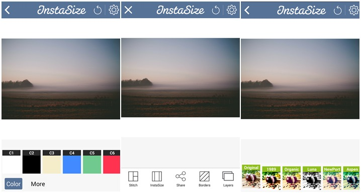 How to Size Photos for Instagram - Set Image As Full Wallpaper