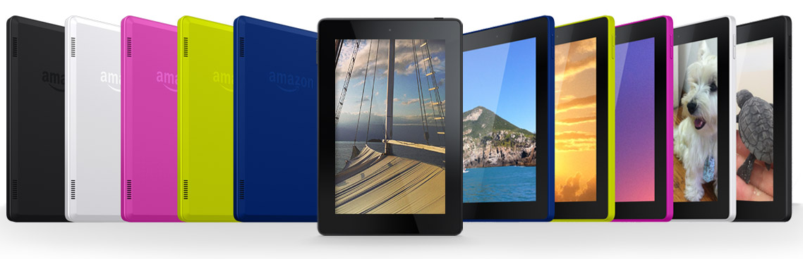New Kindle Fire HD 7 Announced on Amazon