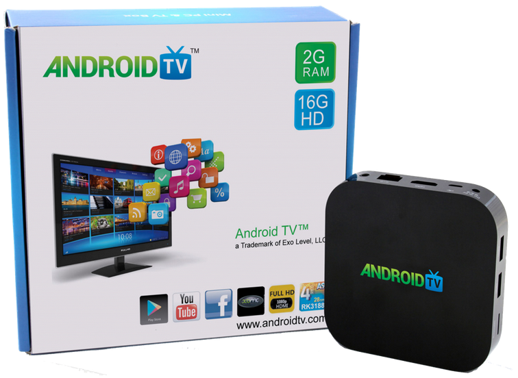 Android TV Set-Top Box