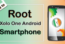 How to Root Xolo One Android Smartphone