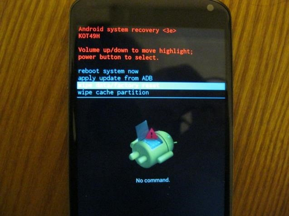 Method 3 to Starting Up Android Device 1