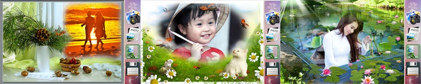 Photo Collage Art Image Editing Application