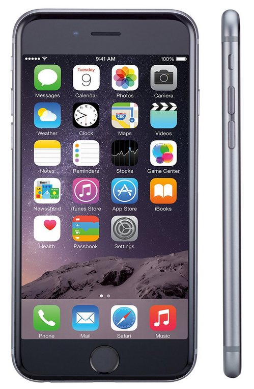 Apple iPhone 6 Smartphone (Space Gray) device
