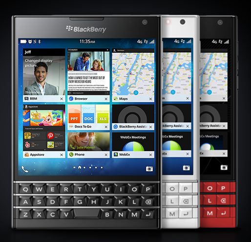 BlackBerry Passport Smartphone 2