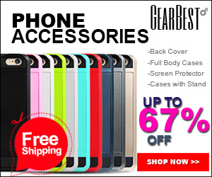 Free shipping for Cheap Phone cases on Gearbest