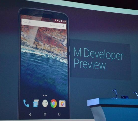Google Announces Android M OS