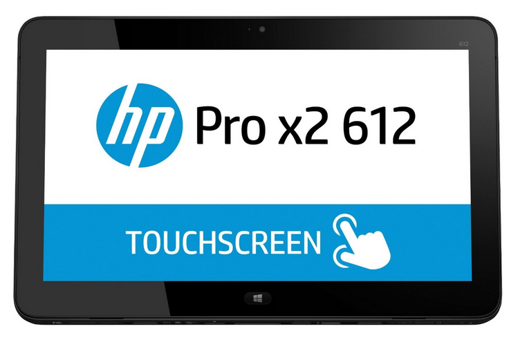 HP Pro X2 612 Tablet