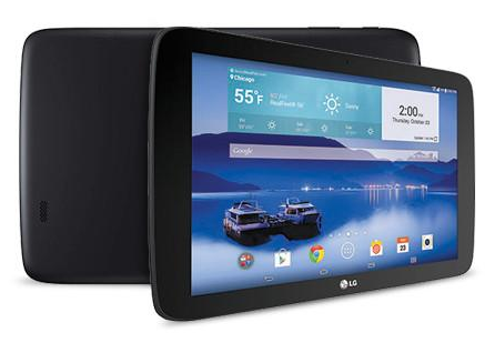 LG G Pad 4G LTE Tablet