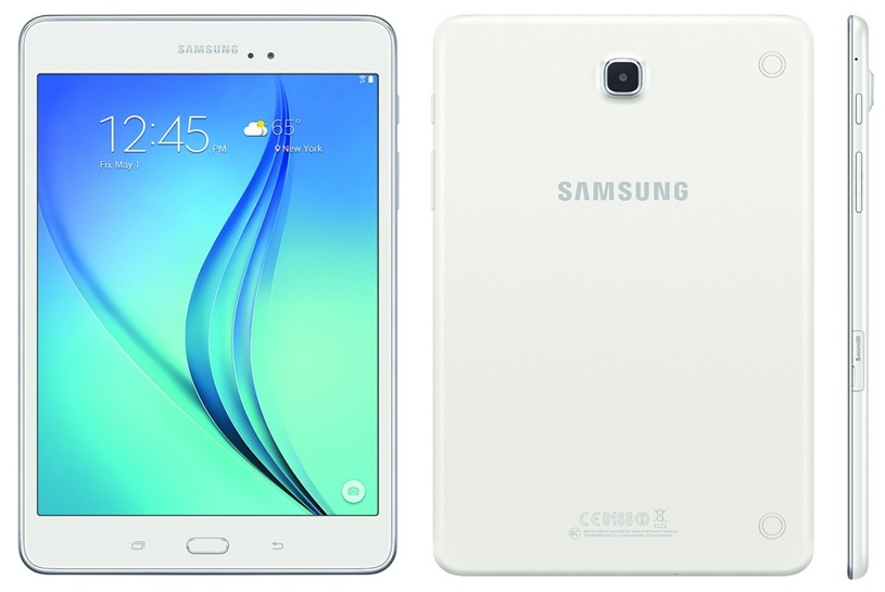 Samsung Galaxy Tab A SM-T350 Tablet device (White)