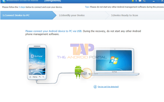 Tools to recover deleted text messages