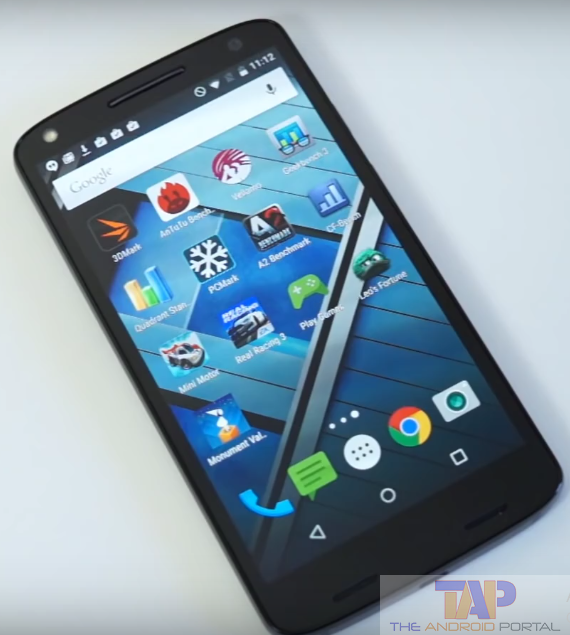 Droid X Force Smartphone