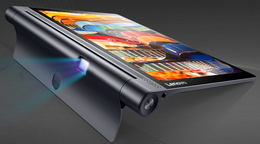 Lenovo Tablets with Built in Projectors