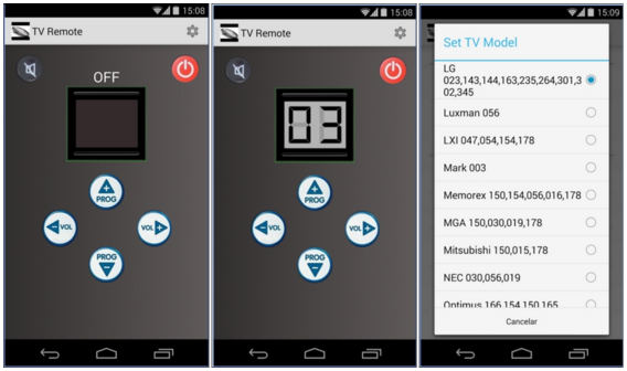 Best TV Remote App for Android