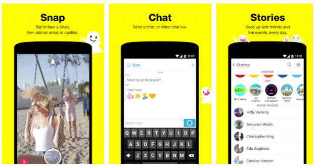 Free Snapchat Sign Up Online
