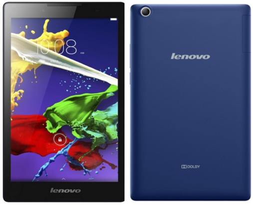 Lenovo Tab2 A8, 8-Inch 16 GB Tablet