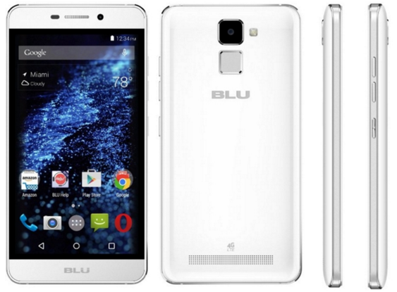 The latest Blu Cell Phone