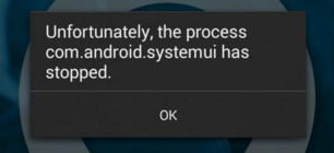 UI Stopped and Android