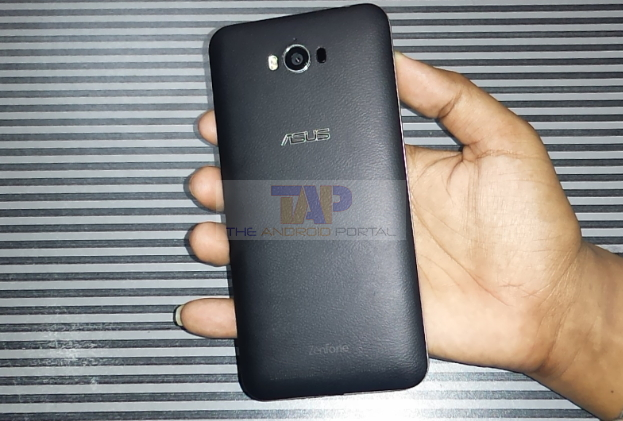 ASUS Zenfone Max Back Cover