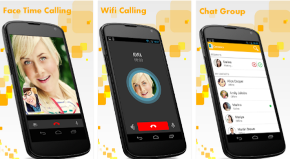 Facetime For Android - Free Video Calling App