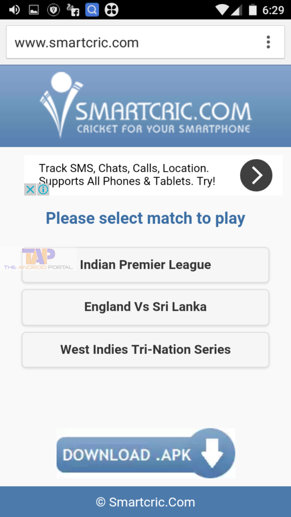 Live Cricket Streaming 1