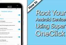 How To Root Your Android Device Using SuperOneClick