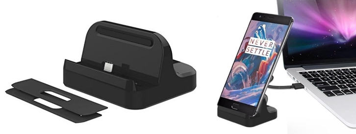 A Plus Desktop Charging Cradle Charger