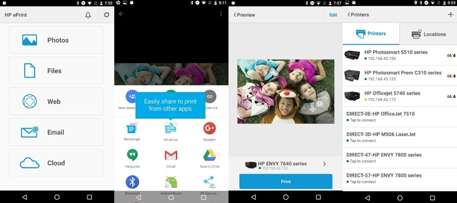 Printer Apps for Android - Printing From Smartphones
