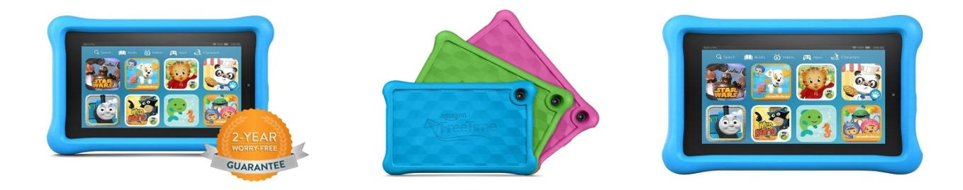 Fire Kids Edition Tablet Device