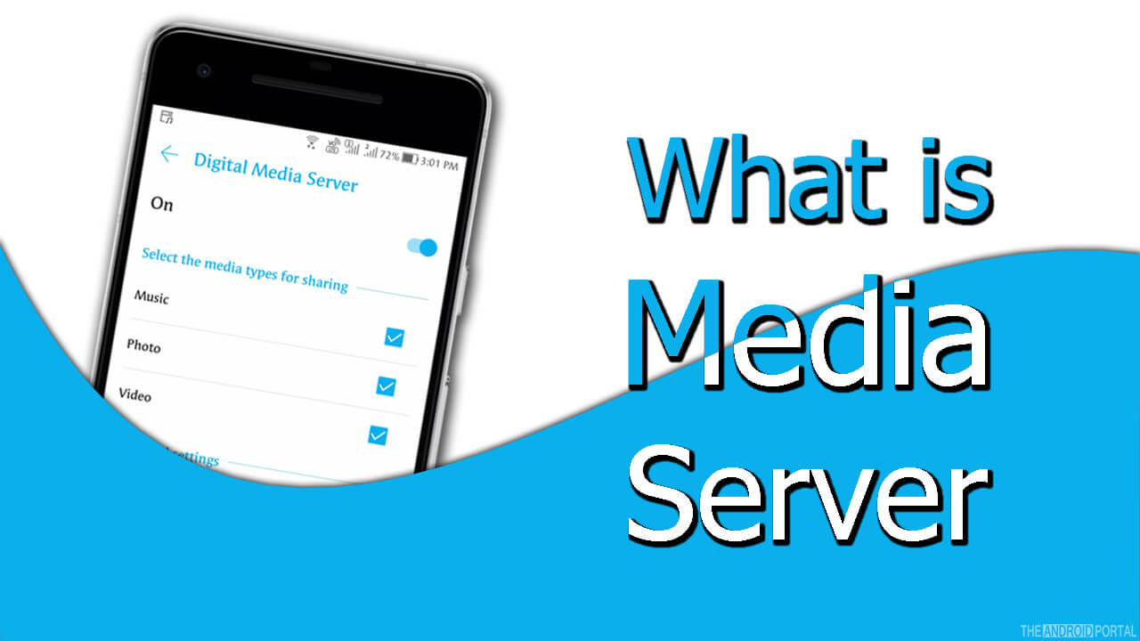 What is Media Server on Android